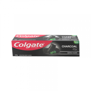 TOOTHPASTE CHARCOAL 120G GENTLE